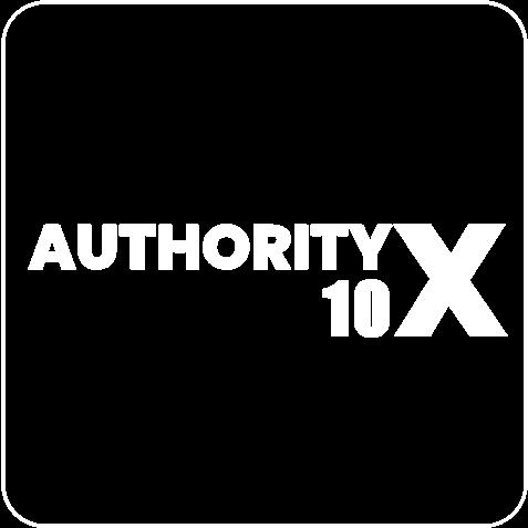 Authority 10X